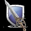 Diablo 2: Fortitude Dusk Shroud - 25-29 Res & 1-1.375 Life