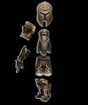 Ancient Set - Uliana's Stratagem - Complete Set