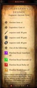 Diablo 3 RoS: Caldesann's Despair - 13 Items Upgrade