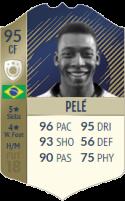 FIFA 18: Pelé - Icon 95 CF