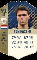 FIFA 18: Marco van Basten - Icon 91 ST