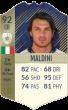 FIFA 18: Paolo Maldini - Icon 92 CB - Click here to see more details