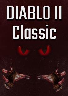 Diablo 2 - Classic item shop logo