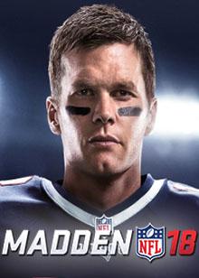Madden NFL 18 coins shop logo