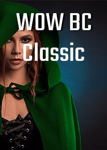 WoW BC Classic logo