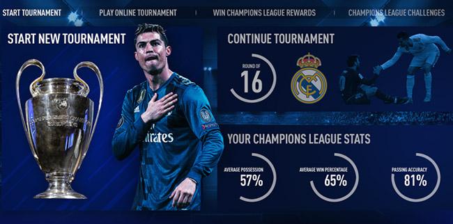 Champions League Mode - FIFA 19 wiki