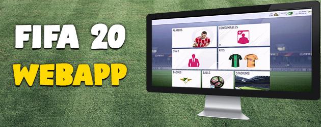 fifa 20 web app - photo #33