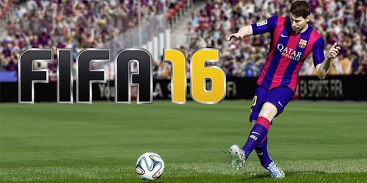 FIFA 16 shop logo