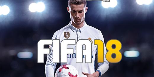 FIFA 18 shop logo